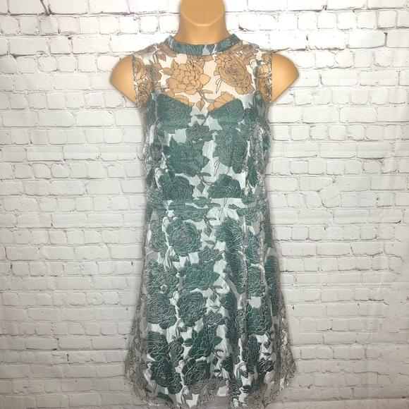 Lace & Mesh Dresses & Skirts - Lace & Mesh Dress